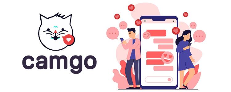 Websites like Omegle – Camgo